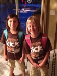 First Day of School 2012 Copyright by Holly Hedman