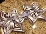 Paper Stars Copyright by Holly Hedman