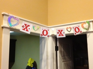 Valentine Decor 2 Copyright by Holly Hedman