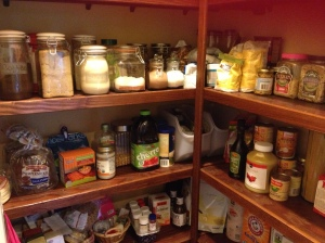 Pantry Copyright by Holly Hedman